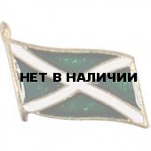Миниатюрный знак Флажок Таможня металл