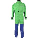 Спелеокомбинезон - Cordura® 500 зелено-синий