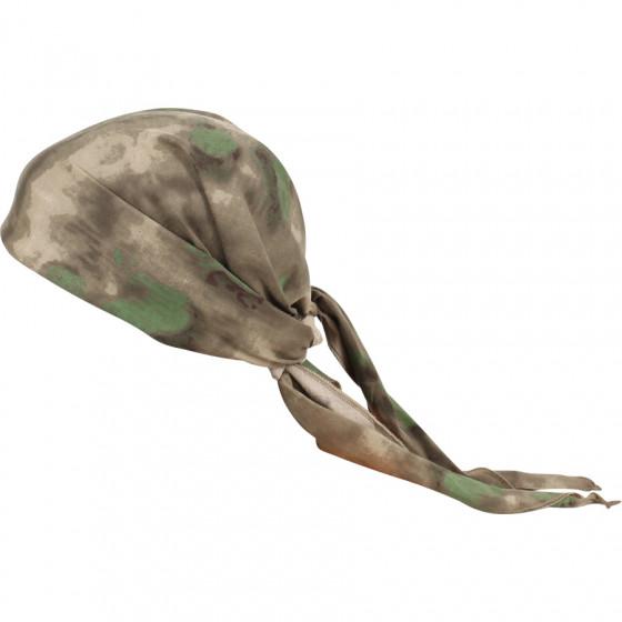 Косынка трикотажная мох