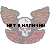 Термонаклейка -08061128 Free Rider вышивка