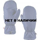 Варежки Thermal Primaloft синие L-XL