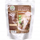 Готовое блюдо Каша гречневая с говяжей печенью 250 г. 5 шт. (Кронидов)