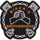 Термонаклейка -18361195 Байкерское братство вышивка
