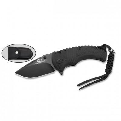 Нож скл. WA-007BK Black Boy (WithArmour)