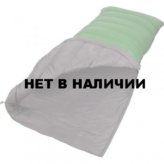 Спальный мешок одеяло Cloud light пуховый зелёный