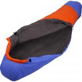 Спальный мешок Fantasy 233 мод. 2 синий/оранжевый R 205x80x50