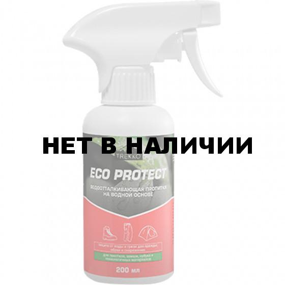 Водоотталкивающая пропитка Trekko Eco Protect 200мл( на водяной основе)