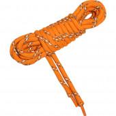 Шнурки светоотражающие Vitarelli оранжевые дл.140см