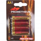 Батарейка Prometheus Еnergy AA 4 шт.