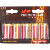 Батарейка Prometheus Еnergy AA 10 шт.