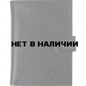 Обложка АВТО SPLAV портмоне с застёжкой кожа