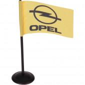 Флаг OPEL автомобильный