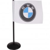 Флаг BMW автомобильный