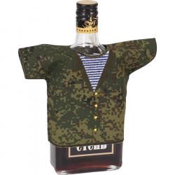 Рубашка-сувенир ВДВ НИКТО КРОМЕ НАС вышивка