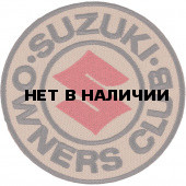 Термонаклейка -0659 Suzuki клуб вышивка