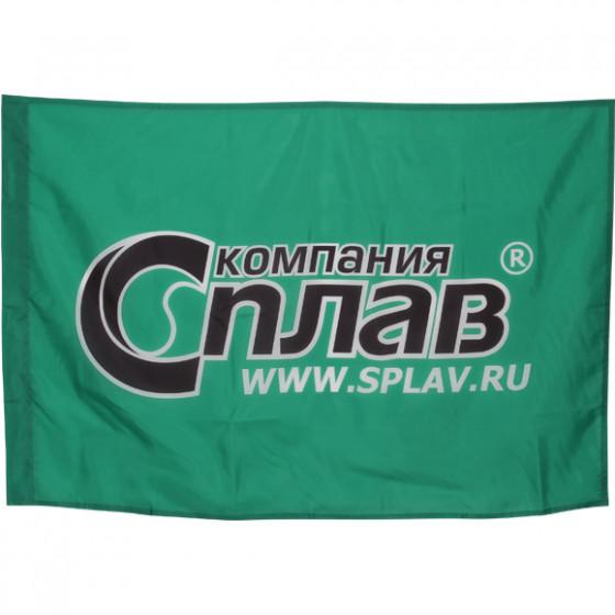 Флаг КОМПАНИЯ СПЛАВ