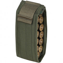 Подсумок-патронташ для 12 патронов 12 калибра мох