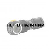 Фонарь Armytek Elf C1 XP-L USB (Теплый) (Серебро)