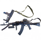 Ремень тактический оружейный койот Долг-М2