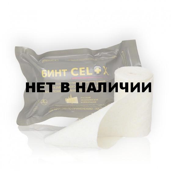 Гемостатическая повязка-бинт Celox Gauze