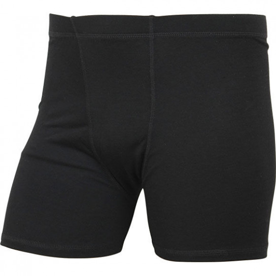 Термобелье трусы Comfort мод. 2 Merino wool черные