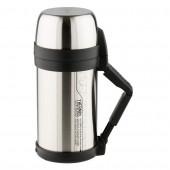 Термос Thermos FDH Stainless Steel Vacuum Flask (923639) 1.4л. стальной/черный