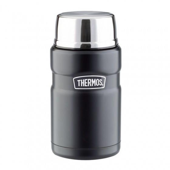 Термос Thermos SK3020 BK King Stainless (918093) 0.71л. черный