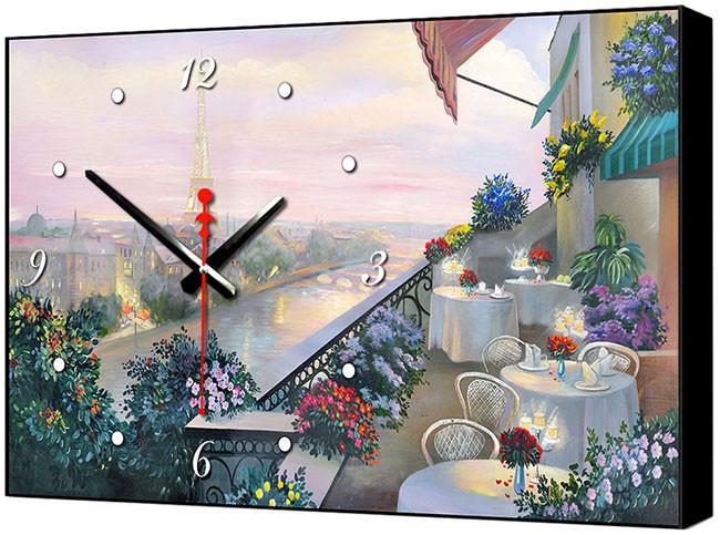 Подойдут часы-картины и для оформления кафе, ресторанов, гостиниц, салонов красоты и прочих общественных заведений, которые стремятся привлечь внимание посетителей, в том числе за счет креативного дизайна интерьера.