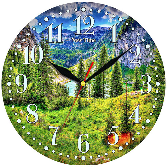 Настенные часы New Time A64