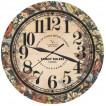 Настенные часы Вега П 1-241/6-241
