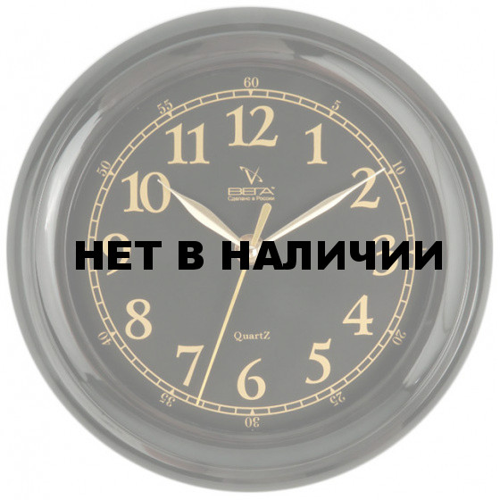 Настенные часы Вега П 1-6/6-17