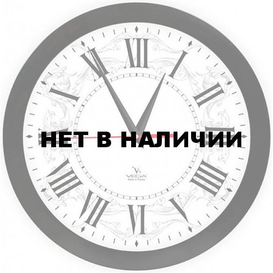 Настенные часы Вега П 1-6/7-277