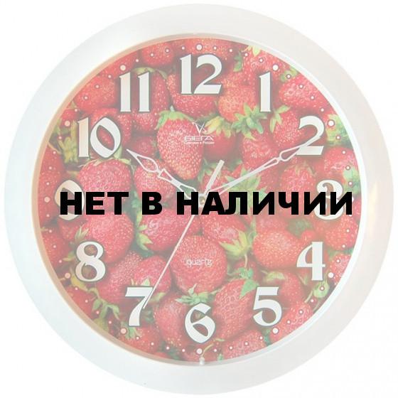 Настенные часы Вега П 1-7/7-30