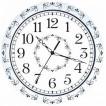Настенные часы Вега П 1-7418/7-180
