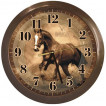 Настенные часы Вега П 1-9/6-186