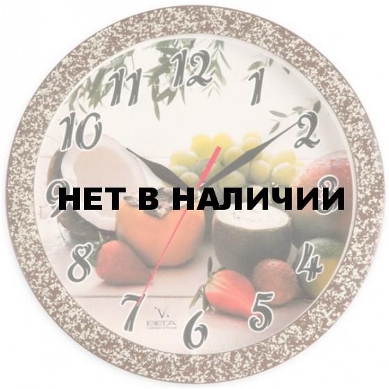 Настенные часы Вега П 1-9142/7-68