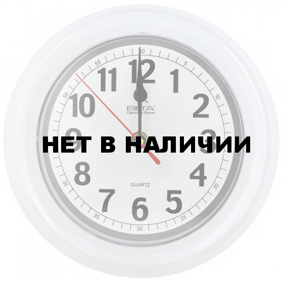 Настенные часы Вега П 6-0-11