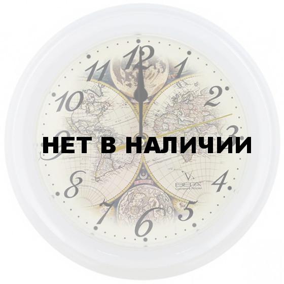 Настенные часы Вега П 6-0-14