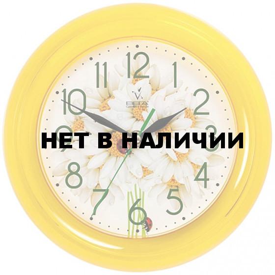 Настенные часы Вега П 6-2-108