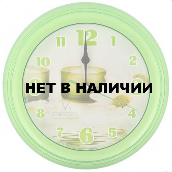 Настенные часы Вега П 6-3-10