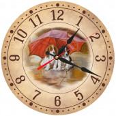 Настенные часы Akita AC28