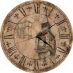 Настенные часы Akita C48