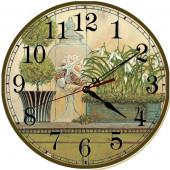 Настенные часы Akita C1180