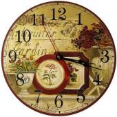 Настенные часы Akita C1182