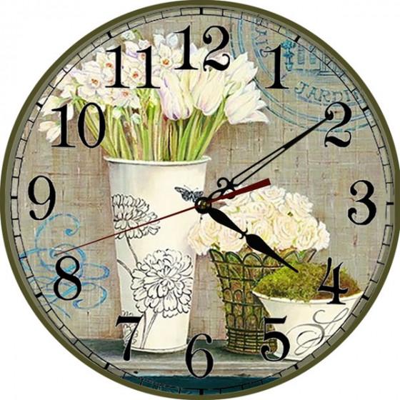 Настенные часы Akita C1185
