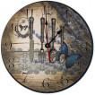 Настенные часы Akita C1190