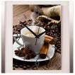 Настенные часы Grance F-Кофе