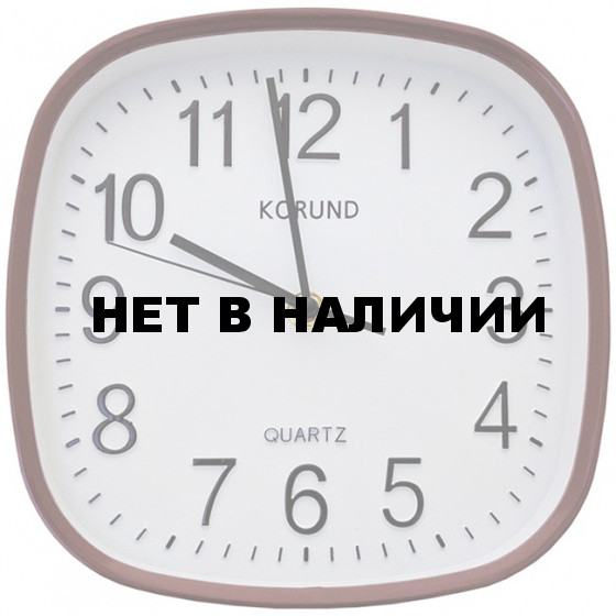 Настенные часы Korund KJ701B