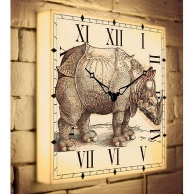 Настенные часы Kitch Clock LB-009