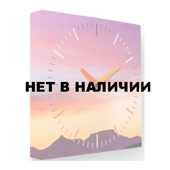 Настенные часы Kitch Clock PB-004